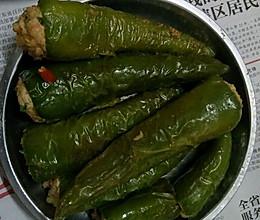 酿尖椒(尖椒酿肉)的做法