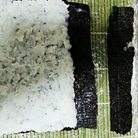 基础卷寿司(含寿司醋),反卷,握寿司,军舰寿司的做法图解11