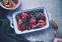 秘制红烧鸡翅根 #母亲节,给妈妈做道菜#的做法