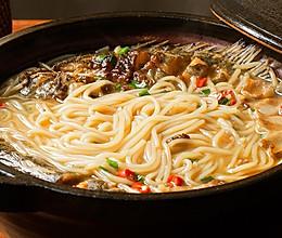 【米粉鳜鱼】吃米粉,江西人的方法超鲜美!的做法