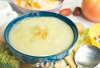 西葫芦玉米糊-宝宝辅食的做法
