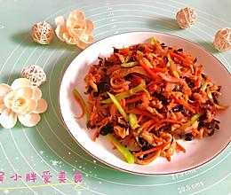 营养美味下饭菜  鱼香肉丝的做法