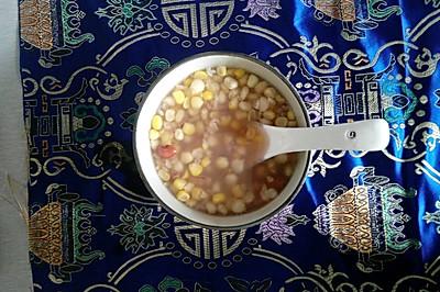 玉米八寶粥