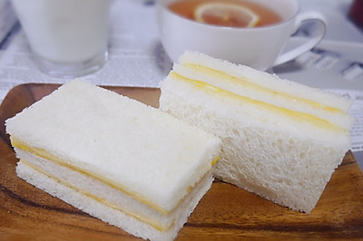 3+2鸡蛋芝士三明治