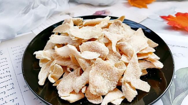 驱寒保暖的糖姜片的做法