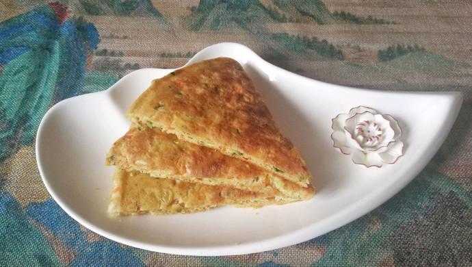 鸡蛋蔬菜饼