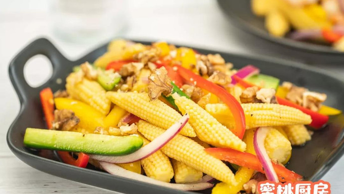 玉米笋两吃