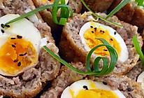 三步做好肉包蛋的做法