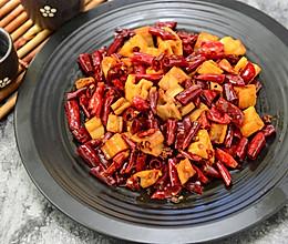 挑战你的味蕾绝佳下酒菜-麻辣藕丁的做法