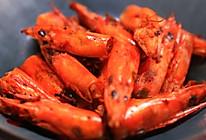 双椒虾头-迷迭香的做法