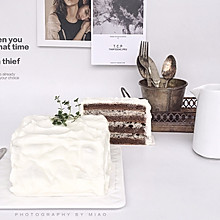 奥利奥巧克力咸奶油蛋糕