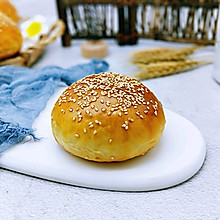 汉堡胚面包