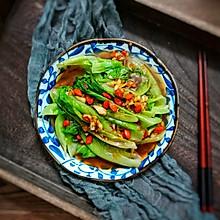 海皇酱蒜蓉生菜