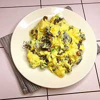 #美食视频挑战赛#水炒蛋的做法图解18
