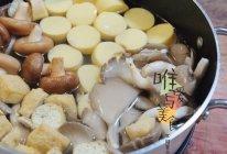 鸡汁暖锅-太太乐鲜鸡汁的做法