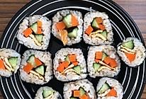 正宗日本寿司做法的做法