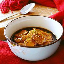 71期 红糖桂花年糕,附带自制年糕的方法(年夜菜之一)