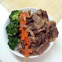 吉野家牛肉饭(味道一样哦)