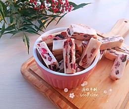 #令人羡慕的圣诞大餐#双莓奶糖的做法