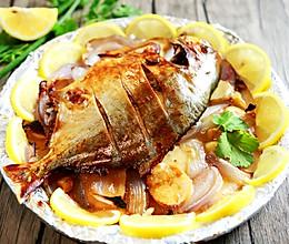 西屋特约之美味烤鱼的做法