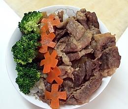 吉野家牛肉饭(味道一样哦)的做法