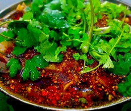 正宗水煮鱼(重麻重辣加强版)的做法