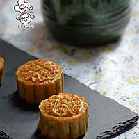 广式莲蓉蛋黄月饼的做法图解24