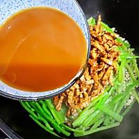 青椒肉丝盖浇饭的做法图解10
