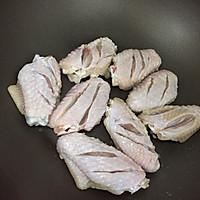煎鸡翅的做法图解1