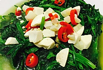 高汤豌豆尖的做法