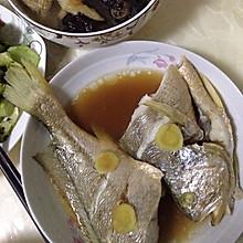 清蒸黄瓜鱼