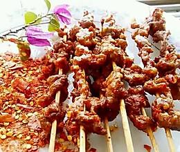 李孃孃爱厨房之一一烤牛肉串的做法