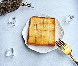 黄油砂糖吐司片的做法