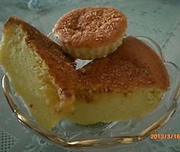 糖尿病点心---木糖醇椰香蛋糕的做法