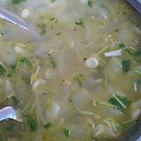 老黄瓜汤的做法图解1