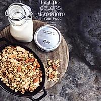 椰子油烤燕麦片的做法图解6