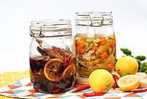 【超食控直播课】两款开胃酸辣鸡爪小食(柠檬味&泡椒味)的做法