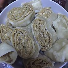 蒸豆腐卷子(家常版)