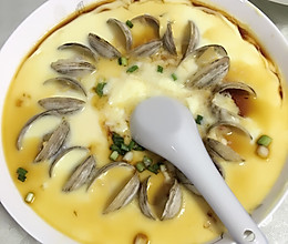 家常版蛤蜊炖蛋的做法