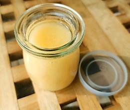 芒果酸奶布丁的做法
