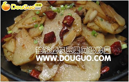 干锅大片土豆的做法