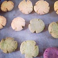 玛格丽特-抹茶、紫薯的做法图解10