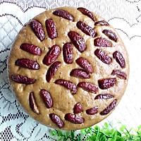 红糖红枣发糕#给老爸做道菜#的做法图解11