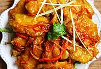 东北锅包肉│实在是太好吃了的做法