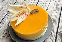 芒果凤梨慕斯蛋糕(6寸)的做法