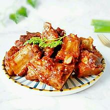 #精品菜谱挑战赛#糖醋排骨(中餐厅版)
