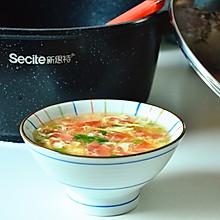 #花10分钟,做一道菜!#西红柿蛋花汤