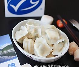 贝柱鲜肉三鲜水饺的做法