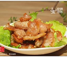 蒜香猪颈肉:唇齿留香的做法