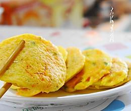 嫩玉米饼#发现粗粮之美#的做法